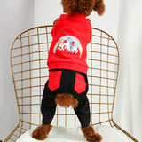 Personalized Dog's Cloth Dog's Hoody