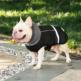 Dog clothes thick warm vest