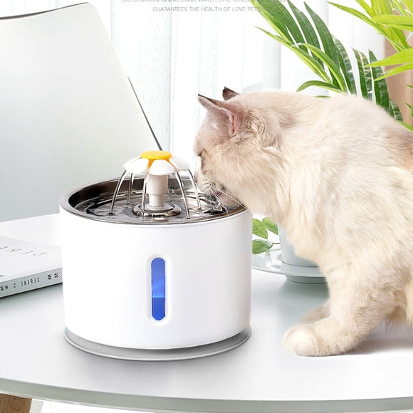 Automatic Electric Cat and Dog Fountain