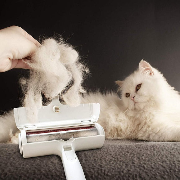Automatic Pet Hair Cleaning Roller