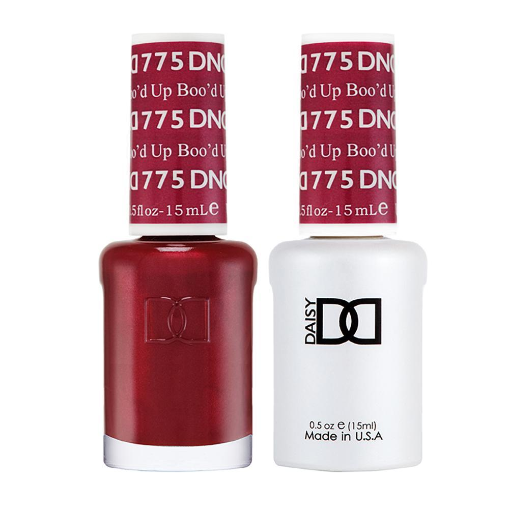 DND 775 Boo'd Up - DND Gel Polish & Matching Nail Lacquer Duo Set - 0.5oz
