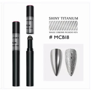 New Nail Art Air Cushion Powder Pen Design - MCB18