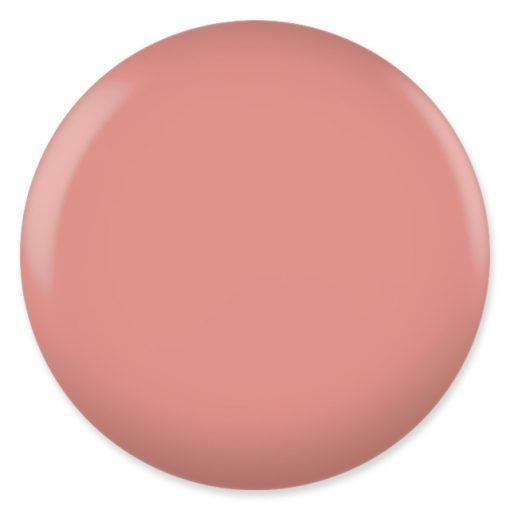 DND DC 140 Khaki Rose - Gel & Matching Polish Set - DND DC Gel & Lacquer