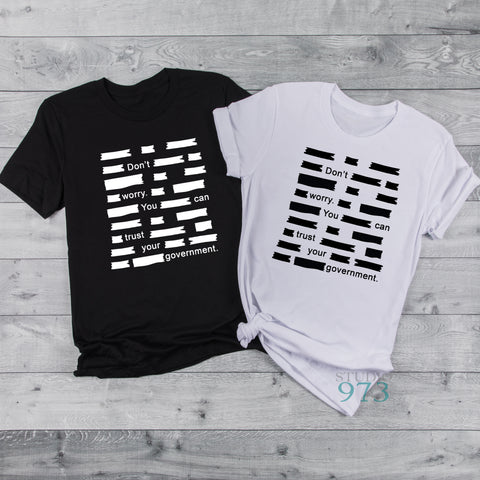 Government Censored | Tee