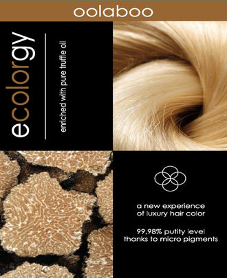 Ecolorgy permanent & semi-permanent kleurenboek
