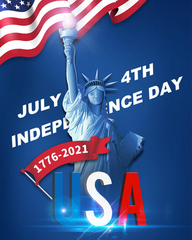 USA Independence Day 2021