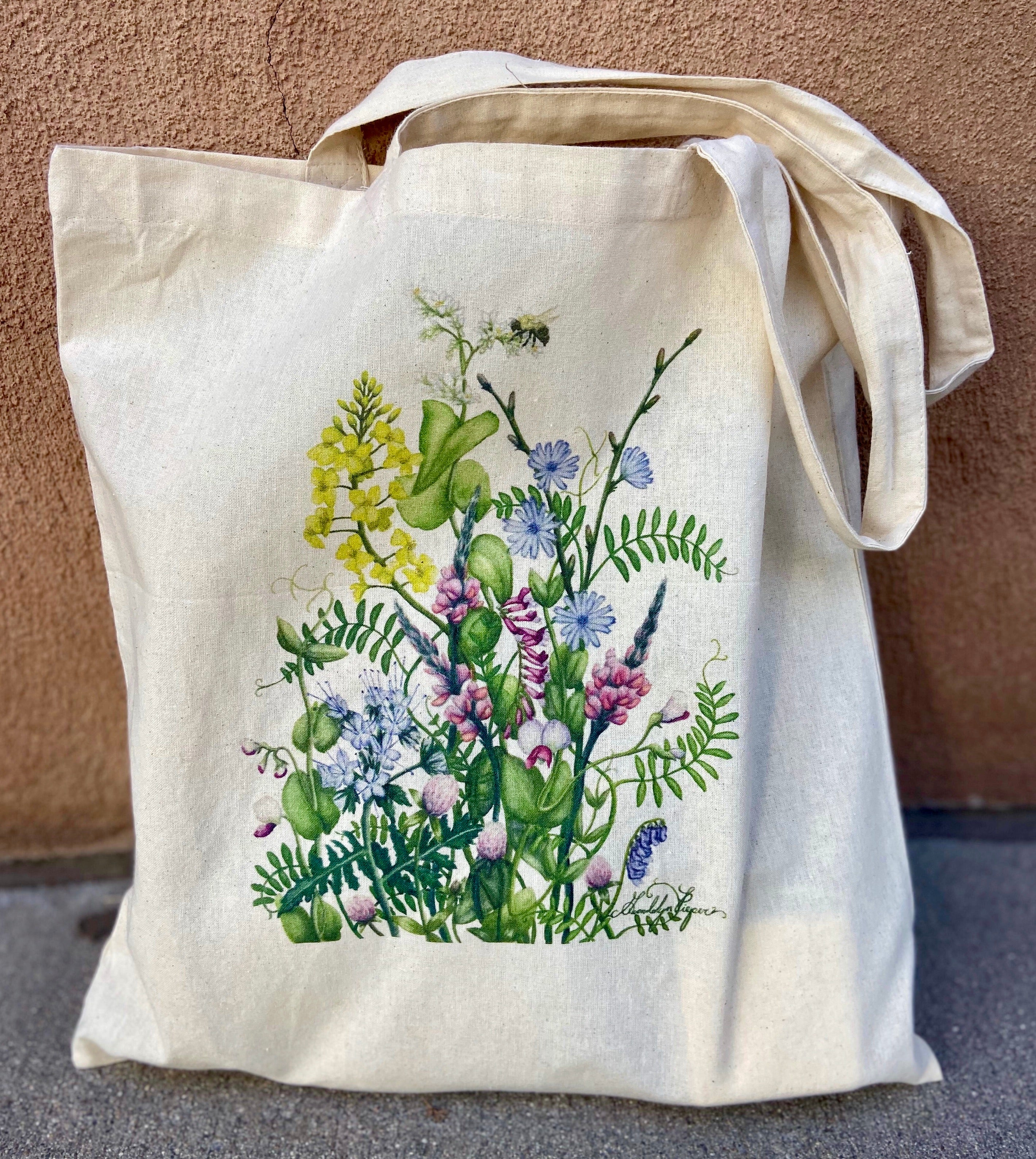 Cover Crop Tote Bag