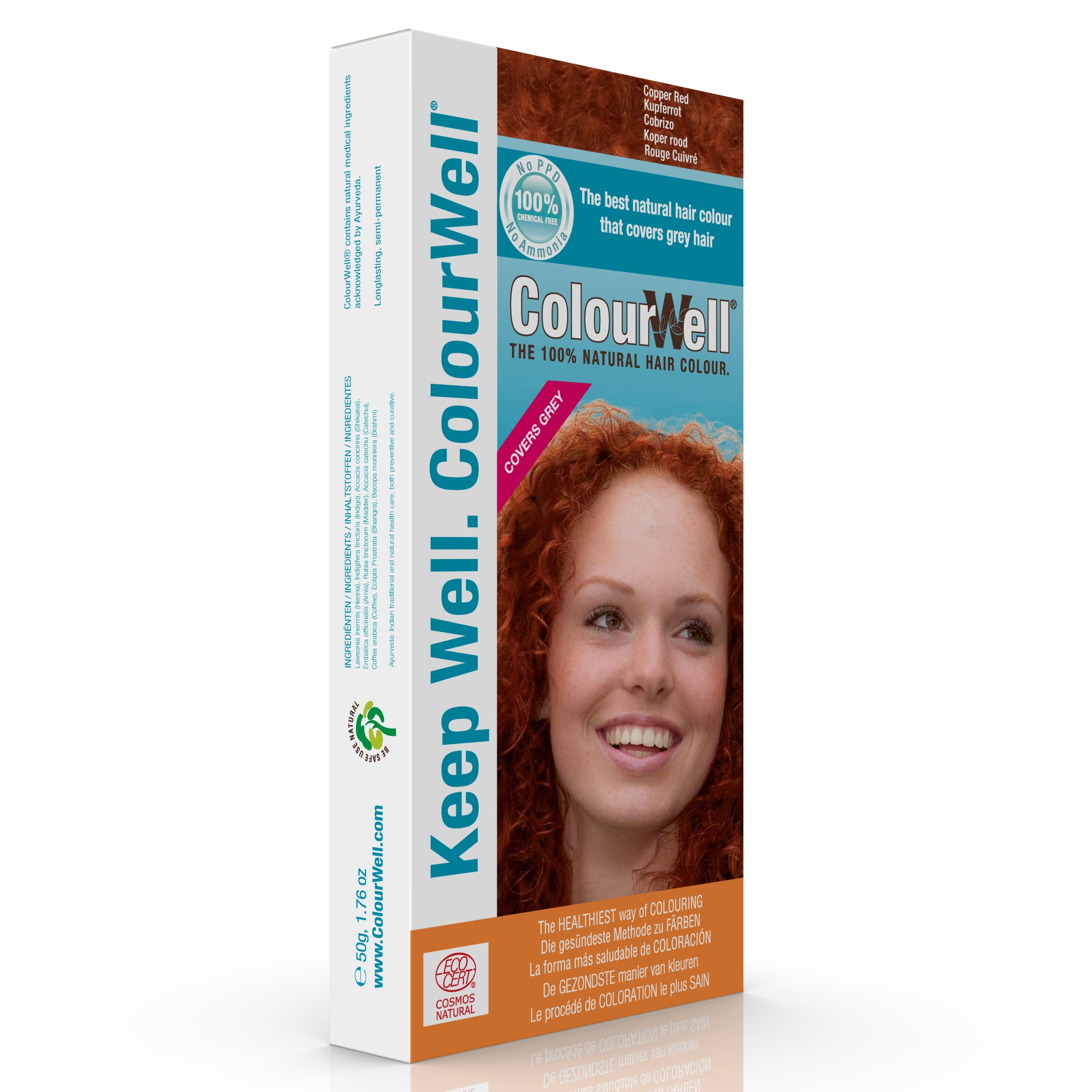 ColourWell Copper Red 50G