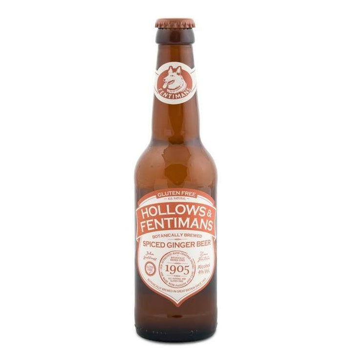 Hollows & Fentimans Spiced Ginger Beer (5825817608346)