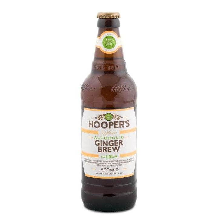 Hoopers Ginger Brew 500ml (5825824260250)