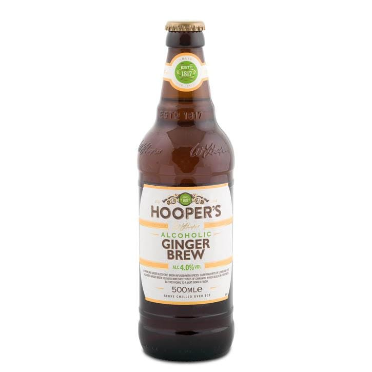 Hoopers Ginger Brew 500ml