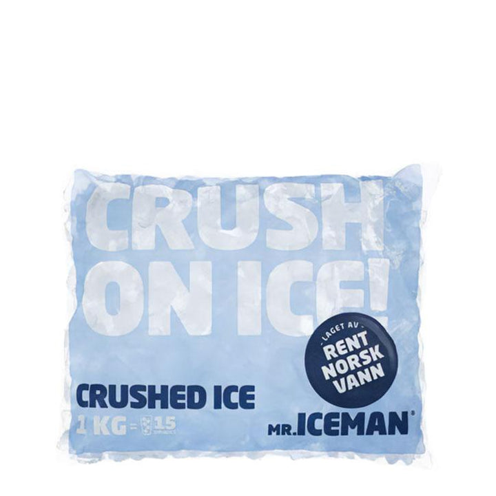 Mr. Iceman Crushed Ice 1 kg (5828606754970)