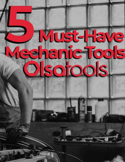 5 Must-have Mechanic Tools
