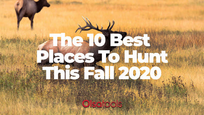 The 10 Best Places To Hunt This Fall 2020