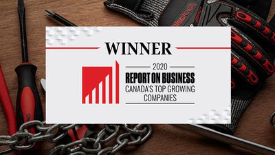 Olsa Tools Places No. 29th In Globe and Mail's Canada's Fastest-Growing Company Rankings