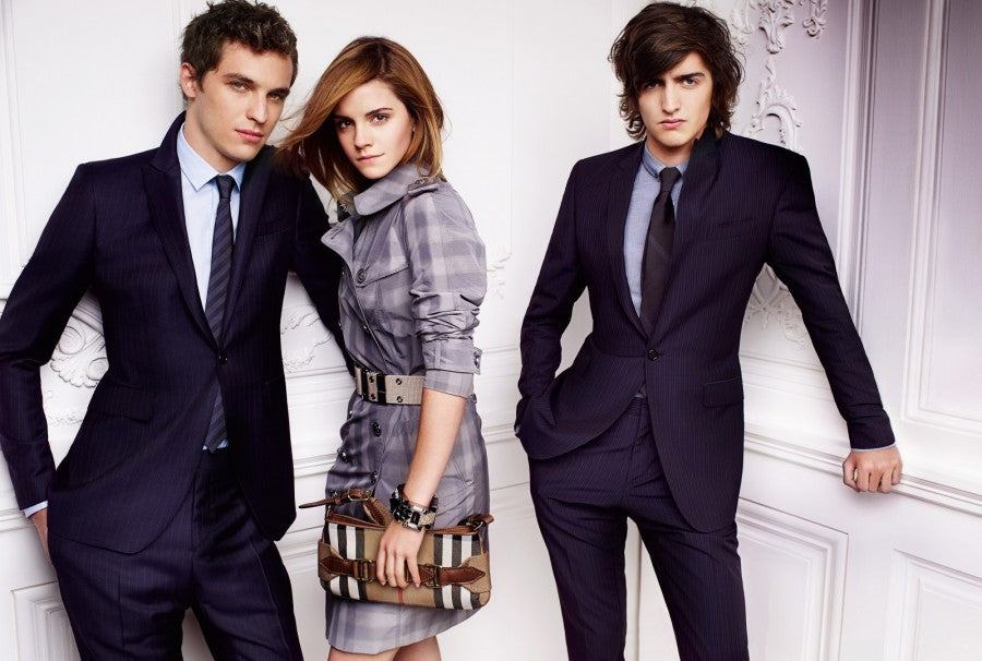 Burberry Spring Summer 2010 Campaign