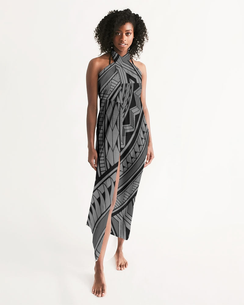 Samoa - Women's Gray Swim Cover Up