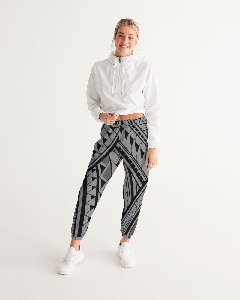 Samoa Gray  Women's Track Pants