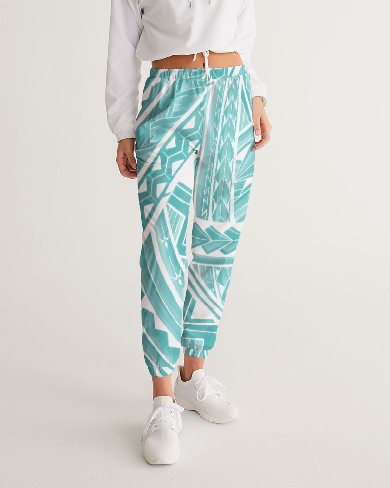 Polynesian Blue Women's Track Pants