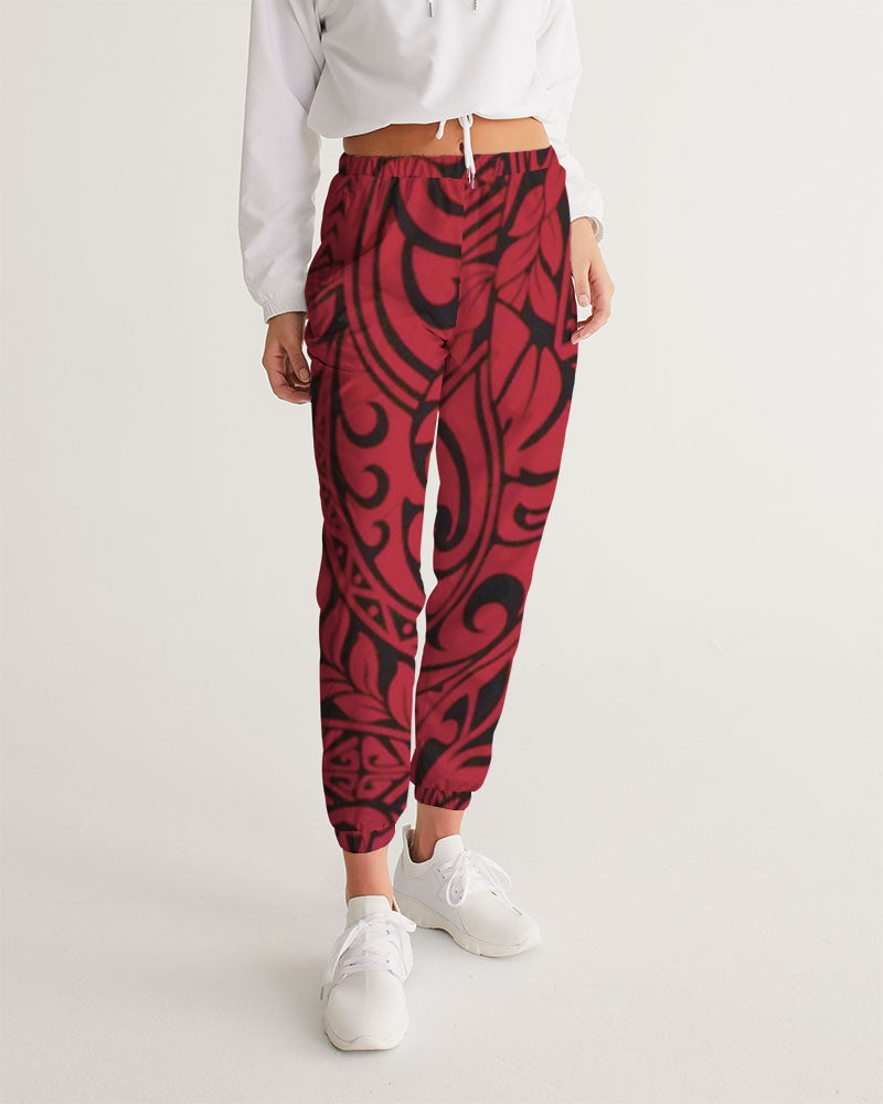 Polynesian Red Women's Track Pants