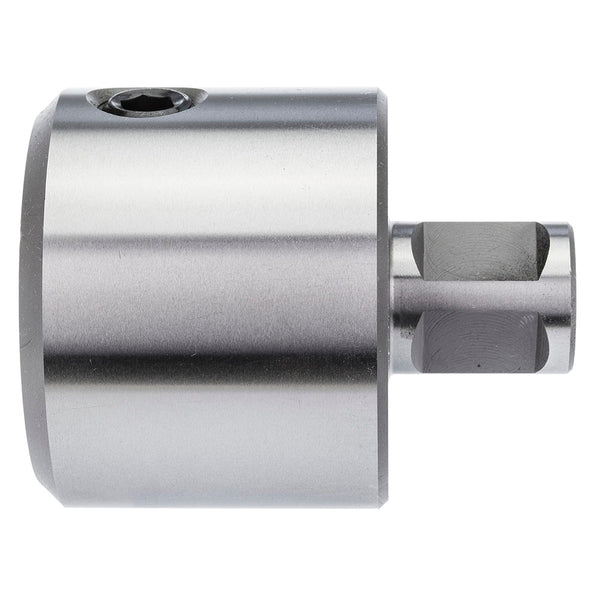 32mm to 19.05mm Weldon Shank Adapter - with Pilot pin (103091)