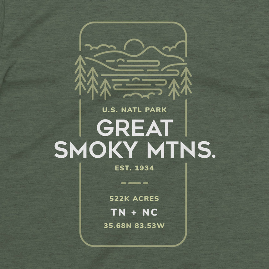 Smoky Mountains | Unisex Shirt