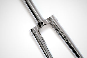 "R28 1"" FLAT CROWN TRACK FORK"