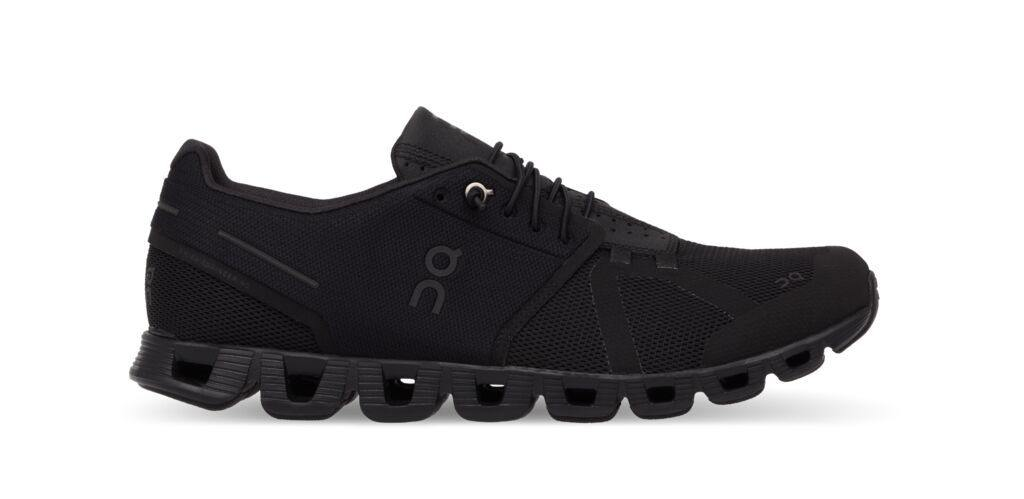Cloud All Black Damen - Sport Duwe Saulheim