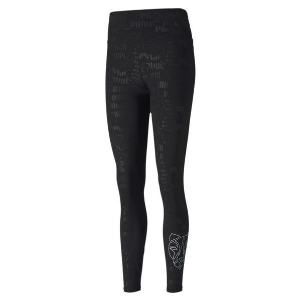 Puma Train Embossed High Rise 7/8 Tight Damen - Sport Duwe Saulheim