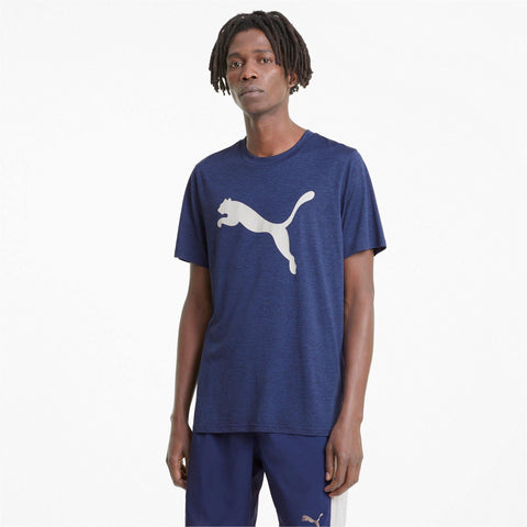 Puma Favourite Heather Cat Herren Trainings-T-Shirt - Sport Duwe Saulheim