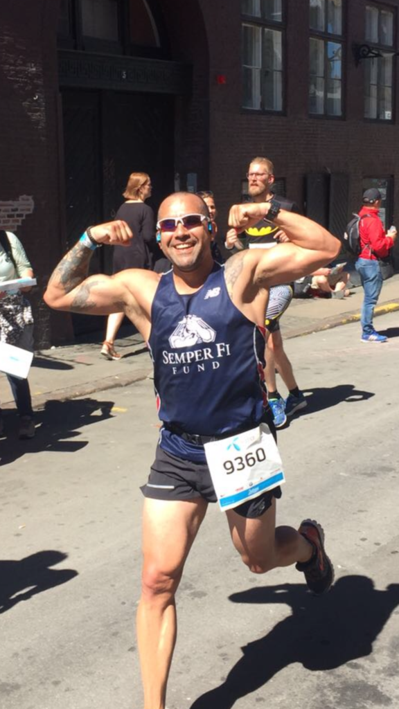 MIKE MENDOZA FUELS UP TO RUN MORE 70.3 IRONMAN TRIATHLONS THAN ANYONE IN THE WORLD