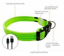 Load image into Gallery viewer, Description of LED Dog Collar