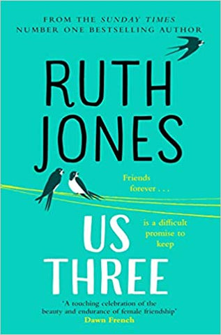 Us Three: The instant Sunday Times bestseller Hardcover – 3 Sept. 2020