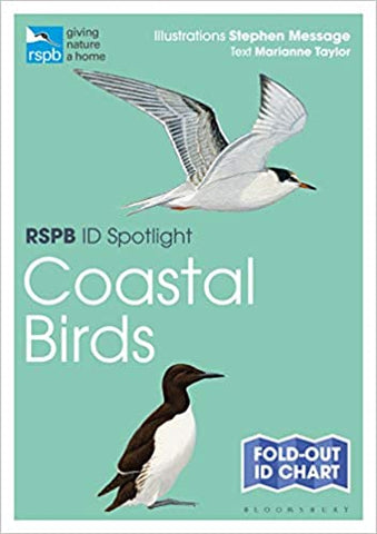 RSPB ID Spotlight - Coastal Birds