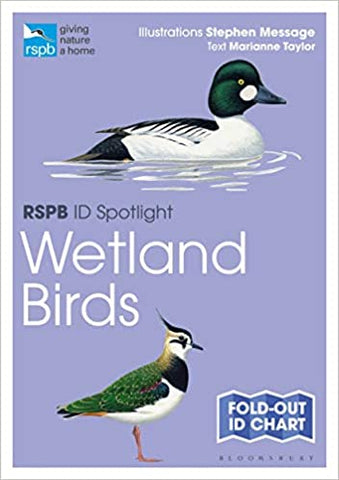 RSPB ID Spotlight - Wetland Birds