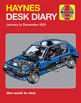 Haynes 2021 Desk Diary: January to December 2021 - One Week to View (Diaries 2021)