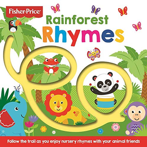 Fisher Price: Rainforest Rhymes (Follow Me Boards 3 FP)
