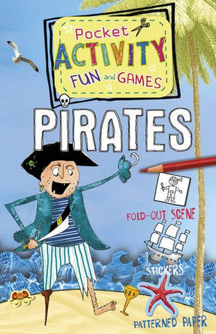 Pocket Activity Fun and Games: Pirates (Pocket Activity Fun & Games)