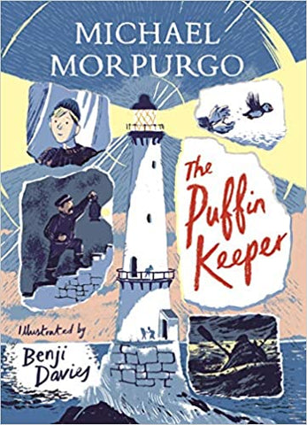 The Puffin Keeper Hardcover – 12 Nov. 2020