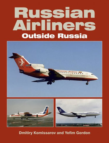 Russian Airliners Outside Russia