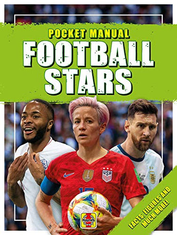 Football Stars: Facts, Figures and Much More! (Pocket Manuals)
