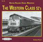 The Western Class 52's (British Railway Diesel Memories)