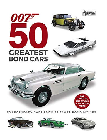 50 Greatest James Bond Cars (007)