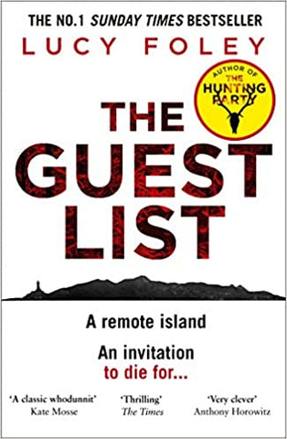 The Guest List: The No 1 bestseller and the biggest crime thriller of 2020 from the author of The Hunting Party Paperback