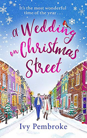 A Wedding on Christmas Street (Christmas Street 2)
