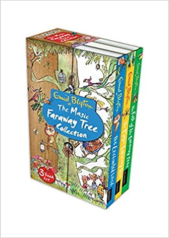 The Magic Faraway Tree Collection (Enid Blyton) Paperback