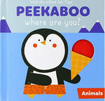 Peekaboo, Where are you? Animals