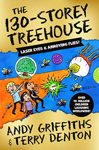 The 130-Storey Treehouse (The Treehouse Series)