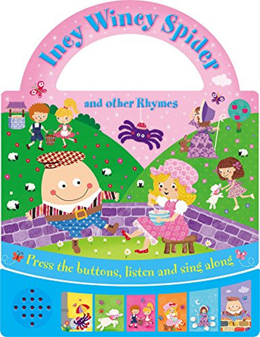 Incy Wincey Spider and Other Nursery Rhymes