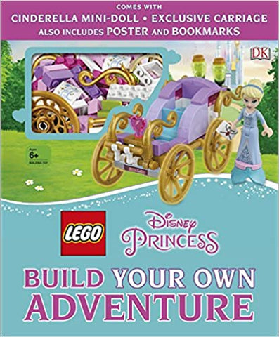 LEGO Disney Princess Build Your Own Adventure: With mini-doll and exclusive model